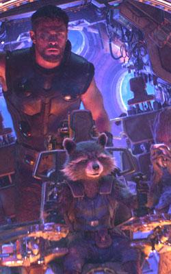 Avengers Infinity War (english) reviews
