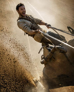 Ben-Hur (english) - cast, music, director, release date
