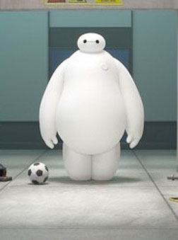 Big Hero 6 (3D) (english) - cast, music, director, release date