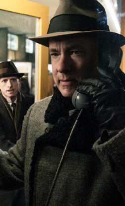 Bridge of Spies (english) - cast, music, director, release date