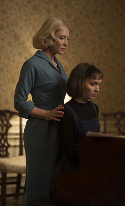 Carol (english) - cast, music, director, release date