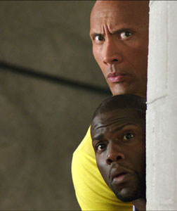 Central Intelligence (english) - cast, music, director, release date