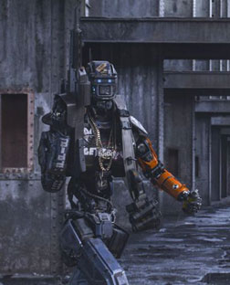 Chappie (english) reviews