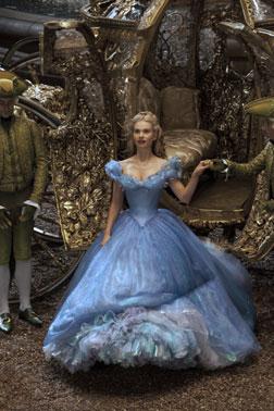 Cinderella (2015) (english) - cast, music, director, release date