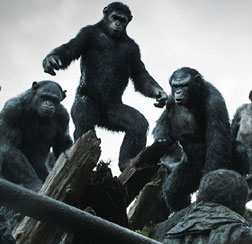 Dawn Of The Planet Of The Apes (english) - cast, music, director, release date