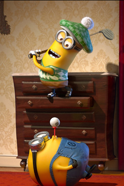 Despicable Me 2 (3D) (english) - cast, music, director, release date