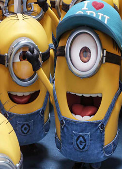 Despicable Me 3 (english) - cast, music, director, release date