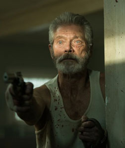Don't Breathe (english) - show timings, theatres list