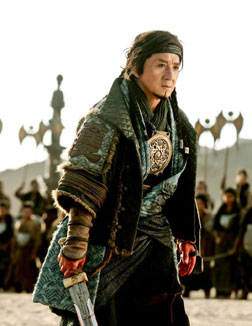 Dragon Blade (english) - cast, music, director, release date