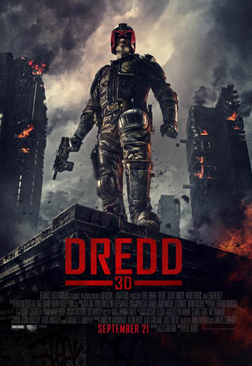 Dredd (3D) (english) - cast, music, director, release date