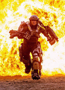 Edge Of Tomorrow (3D) (english) - cast, music, director, release date