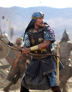 Exodus: Gods And Kings (english) - show timings, theatres list