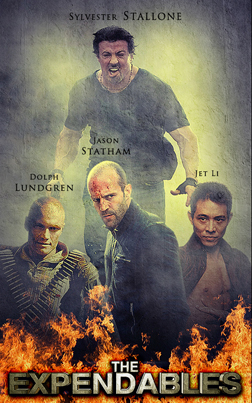 The Expendables 2 (english) reviews