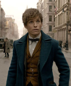 Fantastic Beasts And Where To Find Them (english) - cast, music, director, release date