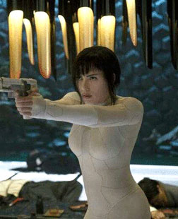 Ghost In The Shell (english) - cast, music, director, release date