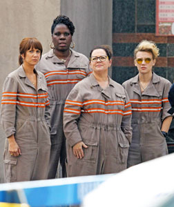 Ghostbusters (3D) (english) - cast, music, director, release date
