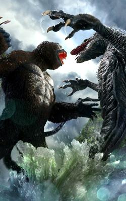 Godzilla vs. Kong (english) - show timings, theatres list