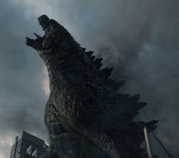 Godzilla (english) - cast, music, director, release date