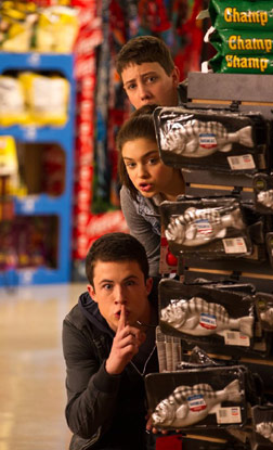 Goosebumps (3D) (english) - cast, music, director, release date