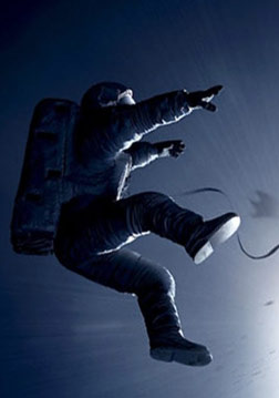 Gravity (3D) (english) - show timings, theatres list