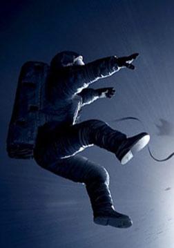 Gravity (3D) (english) reviews