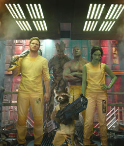 Guardians Of The Galaxy (3D) (english) - cast, music, director, release date