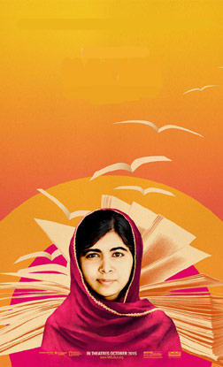 He Named Me Malala (english) - cast, music, director, release date