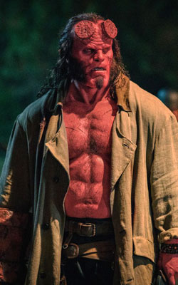 Hellboy (2019) (english) - show timings, theatres list
