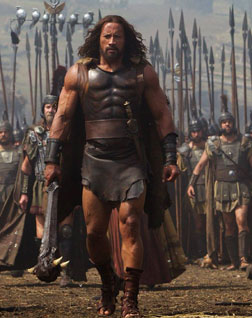 Hercules (3D) (english) - cast, music, director, release date