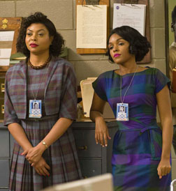 Hidden Figures (english) - cast, music, director, release date