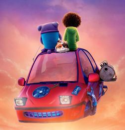 Home (3D) (english) - cast, music, director, release date