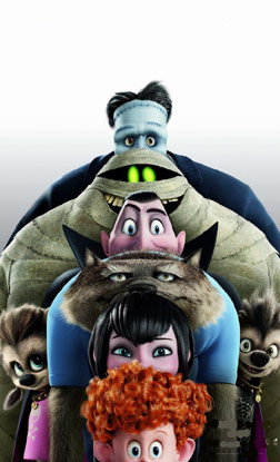 Hotel Transylvania 2 (3D) (english) reviews