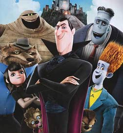 Hotel Transylvania (3D) (english) - cast, music, director, release date