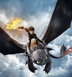 How to Train Your Dragon 2 (3D) (english) reviews