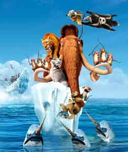 Ice Age 4: Continental Drift (english) - cast, music, director, release date