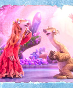 Ice Age: Collision Course (english) - cast, music, director, release date