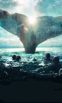 In The Heart Of The Sea (3D) (english) - cast, music, director, release date