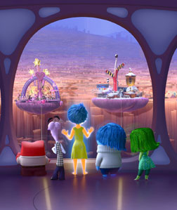 Inside Out (3D) (english) - cast, music, director, release date