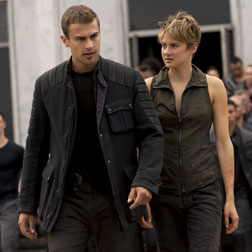 Insurgent (english) - cast, music, director, release date