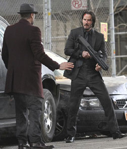 John Wick (english) - cast, music, director, release date
