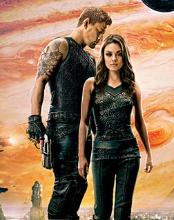 Jupiter Ascending (3D) (english) - cast, music, director, release date