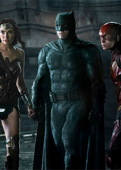 Justice League (english) reviews