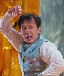 Kung Fu Yoga (english) - cast, music, director, release date