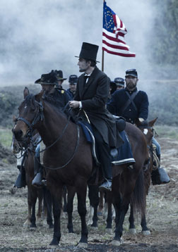 Lincoln (english) - cast, music, director, release date