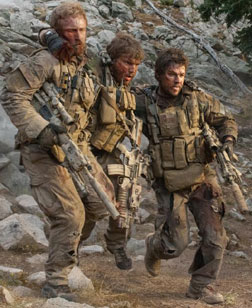 Lone Survivor (english) - cast, music, director, release date