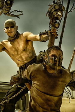 Mad Max: Fury Road (3D) (english) - cast, music, director, release date