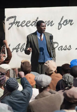 Mandela: Long Walk To Freedom (english) - cast, music, director, release date