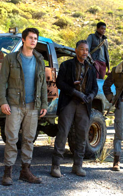 Maze Runner: The Death Cure (english) - cast, music, director, release date