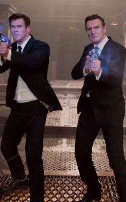 Men In Black: International (english) - cast, music, director, release date