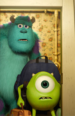 Monsters University (3D) (english) - cast, music, director, release date